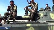قتلى وجرحى باشتباكات بين ميليشيات أسد غرب حماة
