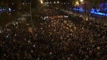 La marcha del clima reúne a 15.000 personas en Madrid, 500.000 según los organizadores