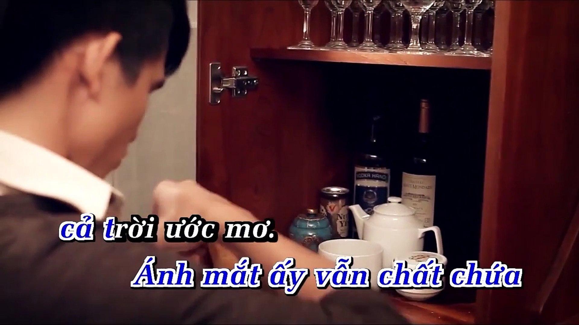 [Karaoke] Mong Manh Tình Về - Quốc Thiên [Beat]