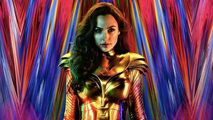 Wonder Woman 1984 - teaser trailer - 2020 Gal Gadot