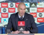16e j. - Zidane explique pourquoi Modric n'était pas titulaire