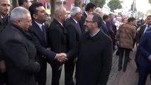 Bakanlar Pekcan, Turhan ve Kasapoğlu, Kula'da esnaf ziyaretlerinde bulundu