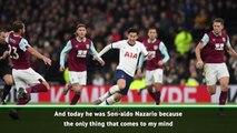 Mourinho compares Son's wonder strike to Ronaldo