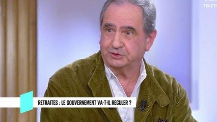 Retraites : le gouvernement va-t-il reculer ? - C l'hebdo - 07/12/2019