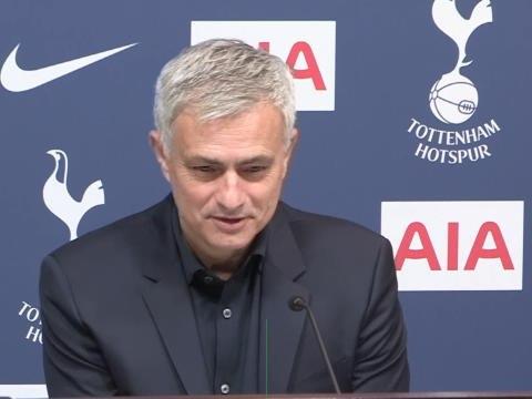 16e j. - Mourinho compare Son à Ronaldo