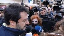 Salvini: plastic tax? Anche se la rinvii, sempre tassa è