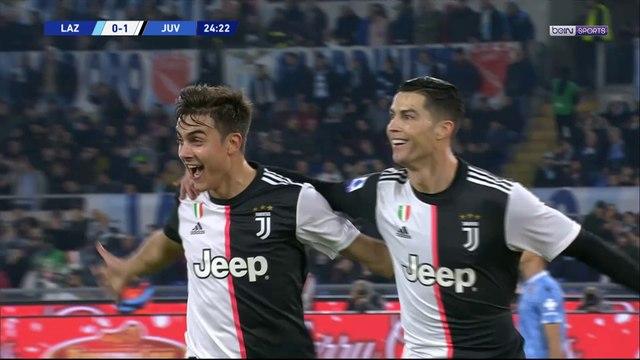 Serie A : Ronaldo débloque le choc face à la Lazio
