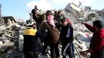 Ataques na província síria de Idlib fazem 19 mortos, incluindo crianças