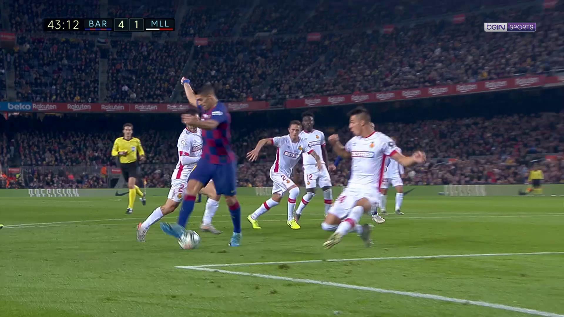 Liga : Suarez signe un but EXCEPTIONNEL !