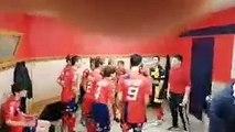 Victoire U15 contre Mont Pilat