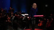 Samsun'da interaktif konser