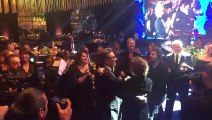 Doğan Holding'in 60. yıl kutlamasında 'Samanyolu' korosu