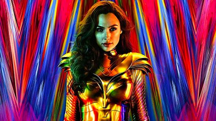 Wonder Woman 1984 with Gal Gadot - Trailer Tease