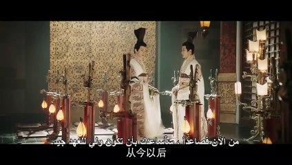 الحلقة 36 من مسلسل ( أسطورة هاو لان - The Legend of Hao Lan ) مترجمة