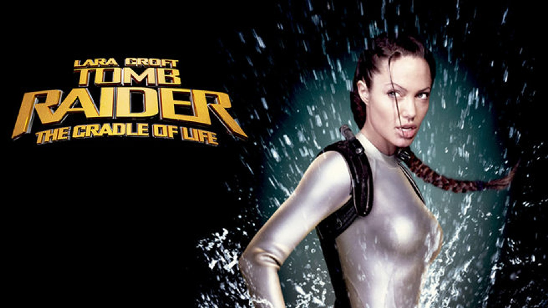 Lara Croft Tomb Raider The Cradle Of Life Movie 2003 Angelina