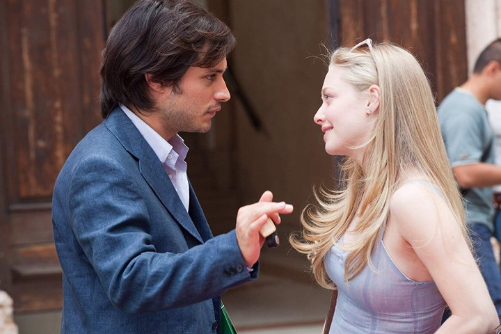 Letters To Juliet movie (2010) Amanda Seyfried, Christopher Egan, Gael García Bernal, Vanessa Redgrave and Franco Nero