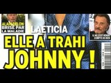 Laeticia Hallyday, elle a trahi Johnny Hallyday, terrible révélation (photo)