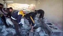 Idlib unter Beschuss: Beobachter melden 20 Tote