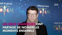 Johnny Hallyday : Marc Lavoine fait des confidences bouleversantes sur le chanteur