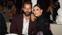 Eva Longoria And Ricky Martin's Holiday Plans