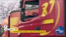 Les transporteurs routiers inquiets de la nouvelle taxe gazole