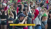 Un chant chilien devient le symbole de la lutte contre les violences faites aux femmes