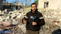 خمسة قتلى وجرحى آخرين جراء قصف ميليشيا أسد لقرية إبديتا بريف إدلب