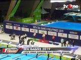 Siman Sudartawa Raih Medali Emas SEA Games dan Rekor Baru