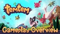 Temtem - Trailer de gameplay / Early Access