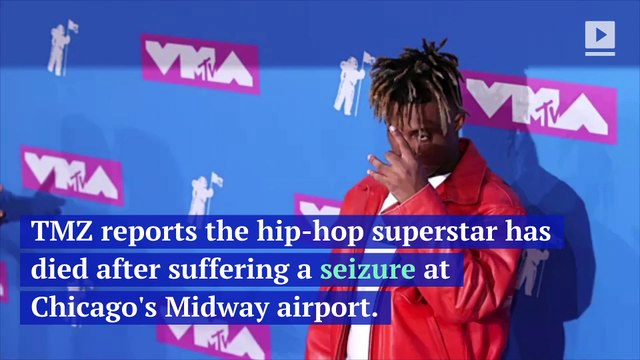 Rapper Juice Wrld Dead at 21