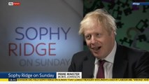 UK's Johnson dodges question over post-election resignation