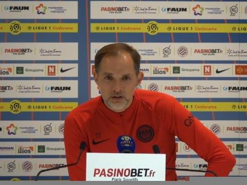"""17e j. - Tuchel : """"Mbappé ne veut jamais sortir"""""""