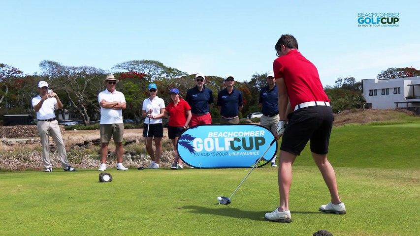 Beachcomber Golf Cup 2019 : Finale (résumé)