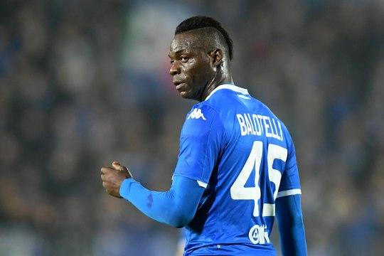 Serie A : Balotelli relance Brescia après 6 défaites d'affilée !
