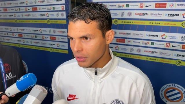 17e j. - Thiago Silva : ''L'important, c'est que Neymar soit prêt en mars''