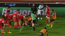Champions Cup : Toulouse reçu 3/3 contre Montpellier