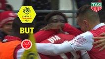 But Boulaye DIA (67ème) / Stade de Reims - AS Saint-Etienne - (3-1) - (REIMS-ASSE) / 2019-20