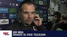 """Champions Cup : Mola dénonce des conditions """"terribles"""" face à Montpellier"""