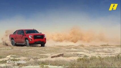 دريفن تختبر سيارة GMC Sierra في رحلة استثنائية على مدار 4 حلقات