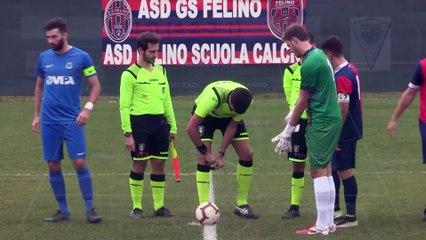 Felino - Rolo 0-1, highlights e interviste