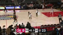 Brandon Goodwin (14 points) Highlights vs. Grand Rapids Drive