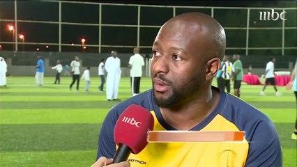 نجوم الكرة السعودية السابقين يتحدثون عن ذكرياتهم في بطولات الخليج لصدى الملاعب