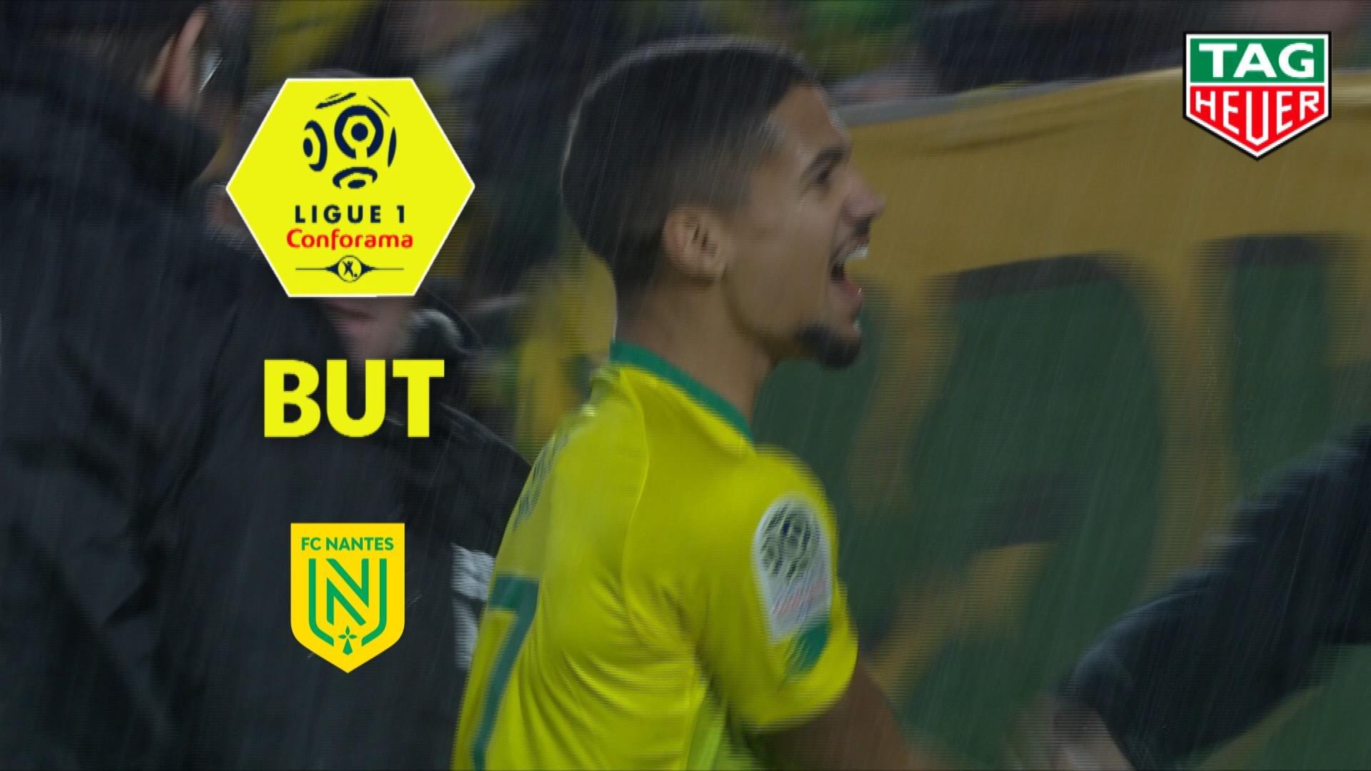 But Ludovic BLAS (73ème) / FC Nantes - Dijon FCO - (1-0) - (FCN-DFCO) / 2019-20