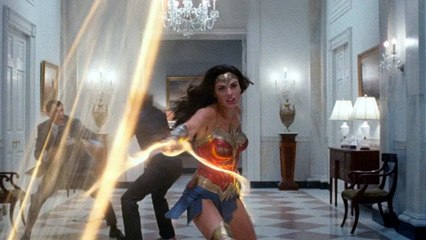 Wonder Woman 1984 Movie - Gal Gadot
