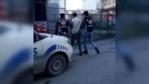 Arnavutköy'deki trafik magandası gözaltına alındı
