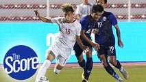 Azkals bow out of medal race, but earn all of our respect | The Score