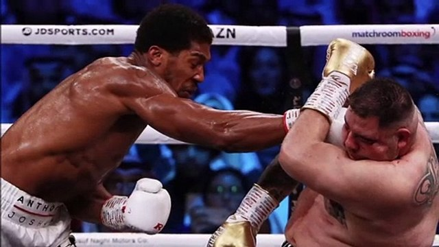 CLINICAL: ANTHONY JOSHUA vs ANDY RUIZ JR 2 REMATCH - FIGHT REVIEW!! NO FOOTAGE!!