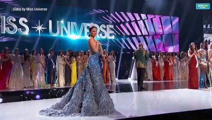 Catriona Gray takes final walk as Miss Universe