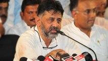 Karnataka by Election 2019 : DKS wish BSY before election result   D K Shivakumar   Oneindia Kannada