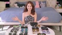 Ngọc Trinh - My Day #26 | Bộ Sưu Tập Mắt Kính 200 Triệu | My Sunglasses Collection